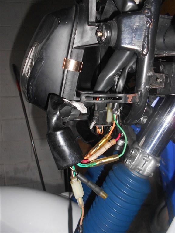 Schema Elettrico Honda Dominator : Help quot elettrico honda dominator