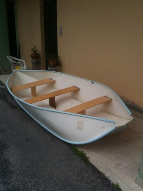 Barca pieghevole carpmercatino - Barca porta bote ...