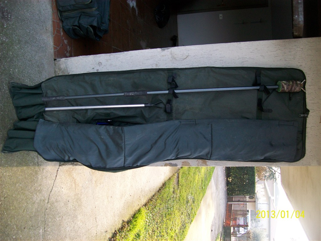 Vendo borsa porta canne 39 39 pelzer target holdall - Borsa porta canne ...