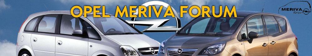 Opel Meriva Forum