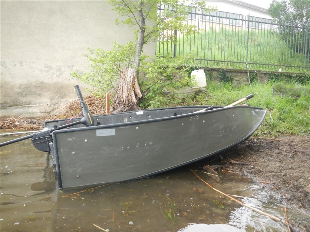 Vendo porta bote 2 85 mt carpmercatino - Barca porta bote ...