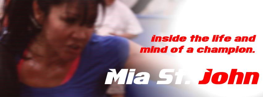 Who is mia st john dating sim