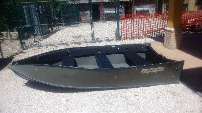 Porta bote 3 27 verde carpmercatino - Barca porta bote ...