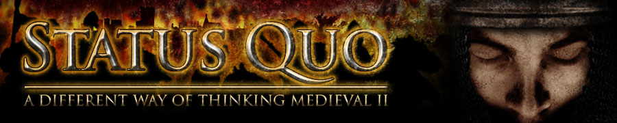 Status Quo project - A different way of thinking Medieval II