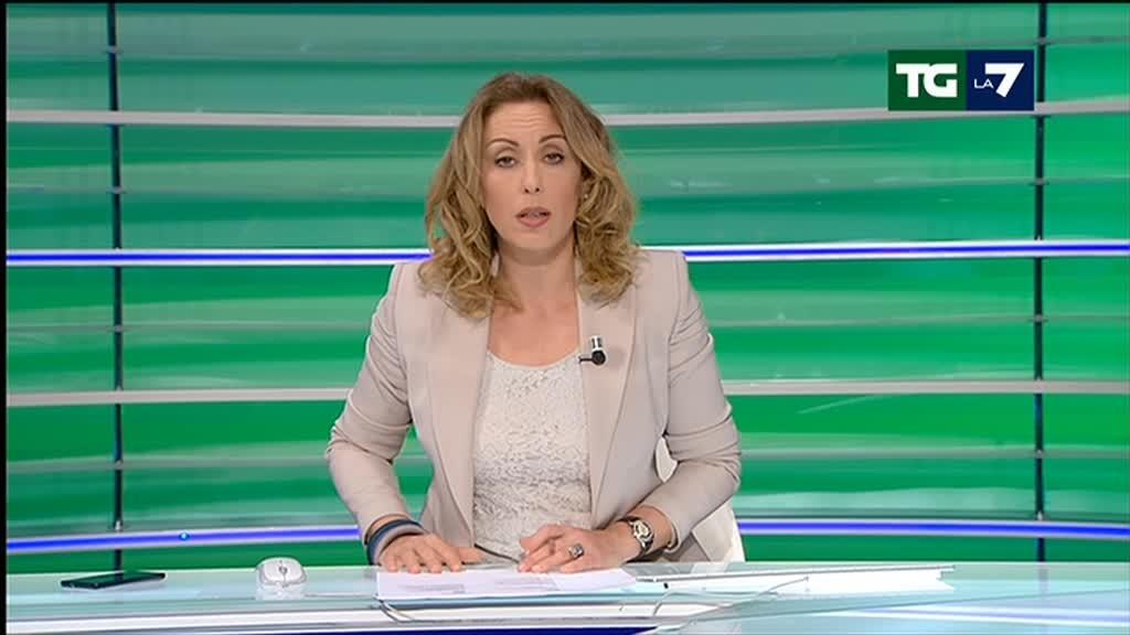 Francesca Fanuele ( La7 ) [32] - TELEGIORNALISTE FANS FORUM