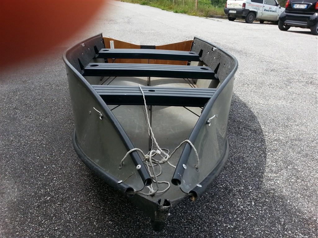 Vendo porta bote 3 27 carpmercatino - Barca porta bote ...