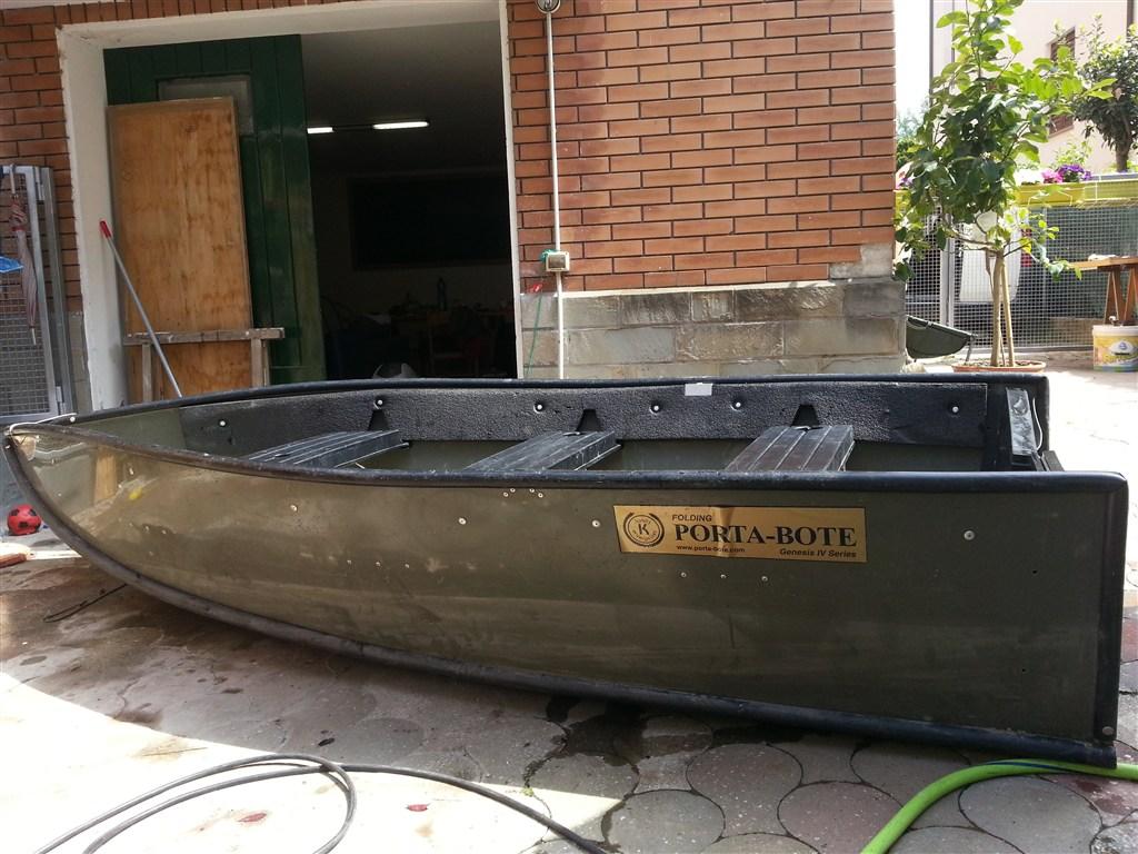 Porta bote 3 27 carpmercatino - Barca porta bote ...
