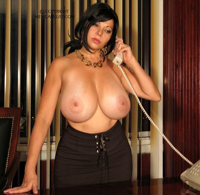 Maritza Mendez Mexican Lust